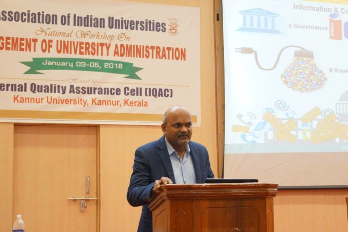 Inangural Session-National Workshop on Management of University Administration-3